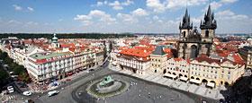 Hotel Consigliati A Praga Centro